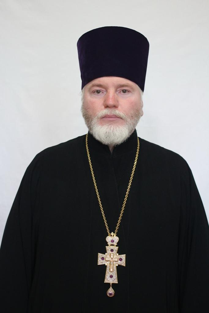 Протоиерей Валентин Иванович Дудин