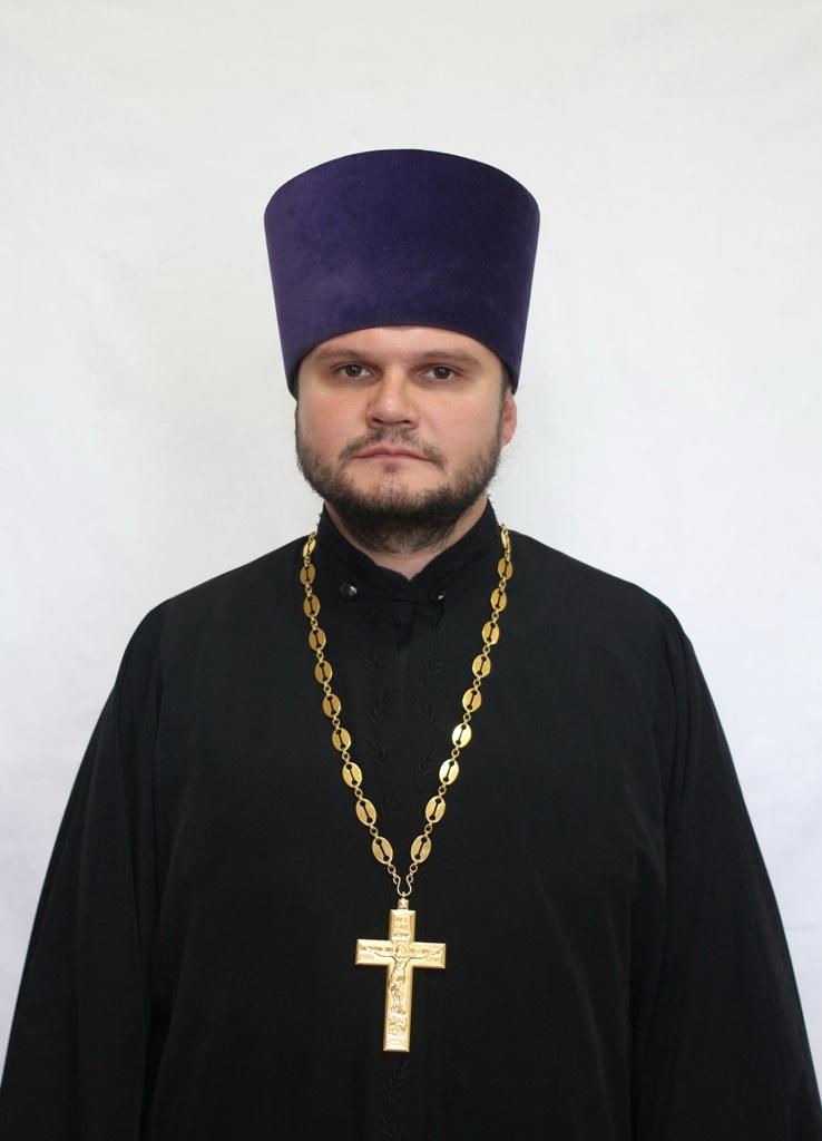 Священник Антоний Викторович Меркулов