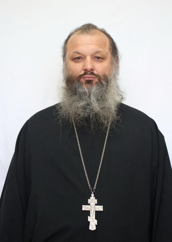 Священник Николай Иванович Глущенко