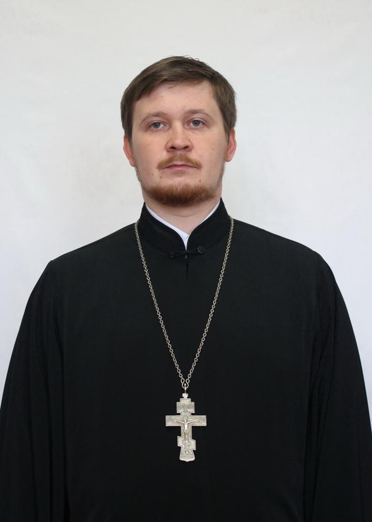Священник Ярослав Валериевич Фатеев